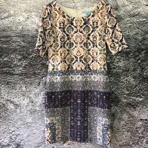 Antonio Melini elegant printed Dress